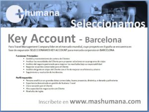 Key Account BCN